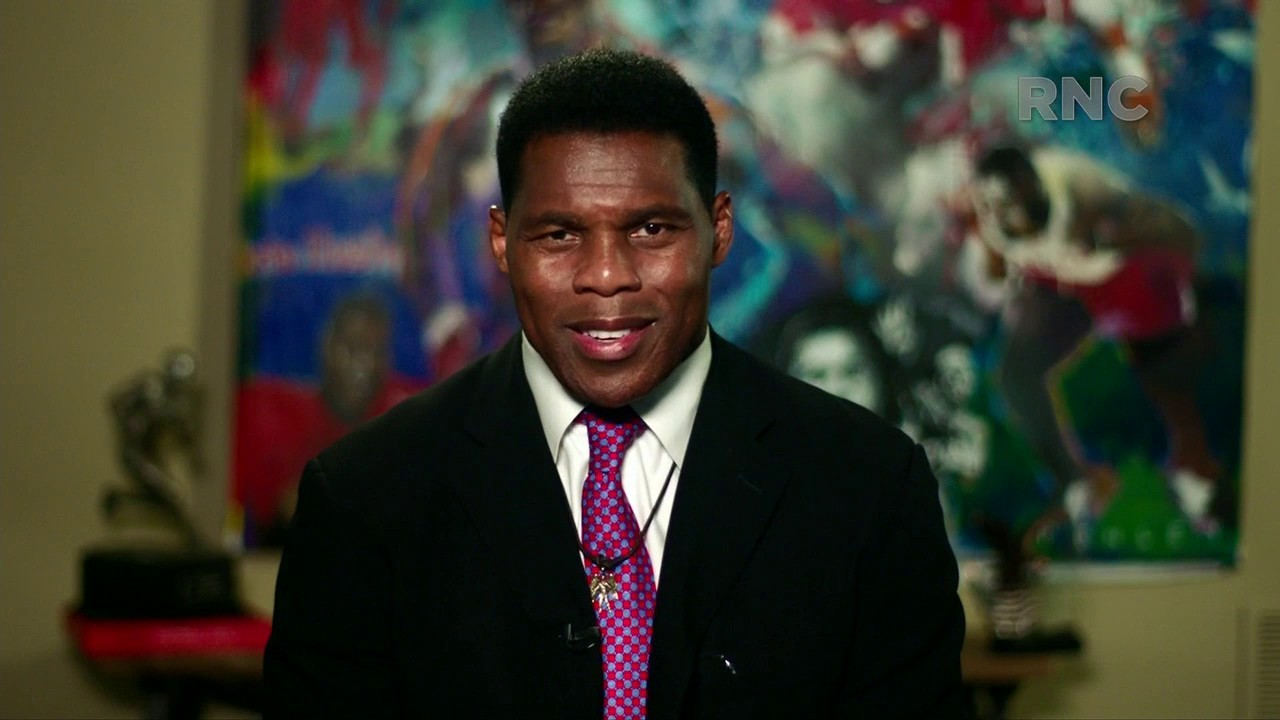 Herschel Walker: I have seen racism up close and it isn't Donald Trump