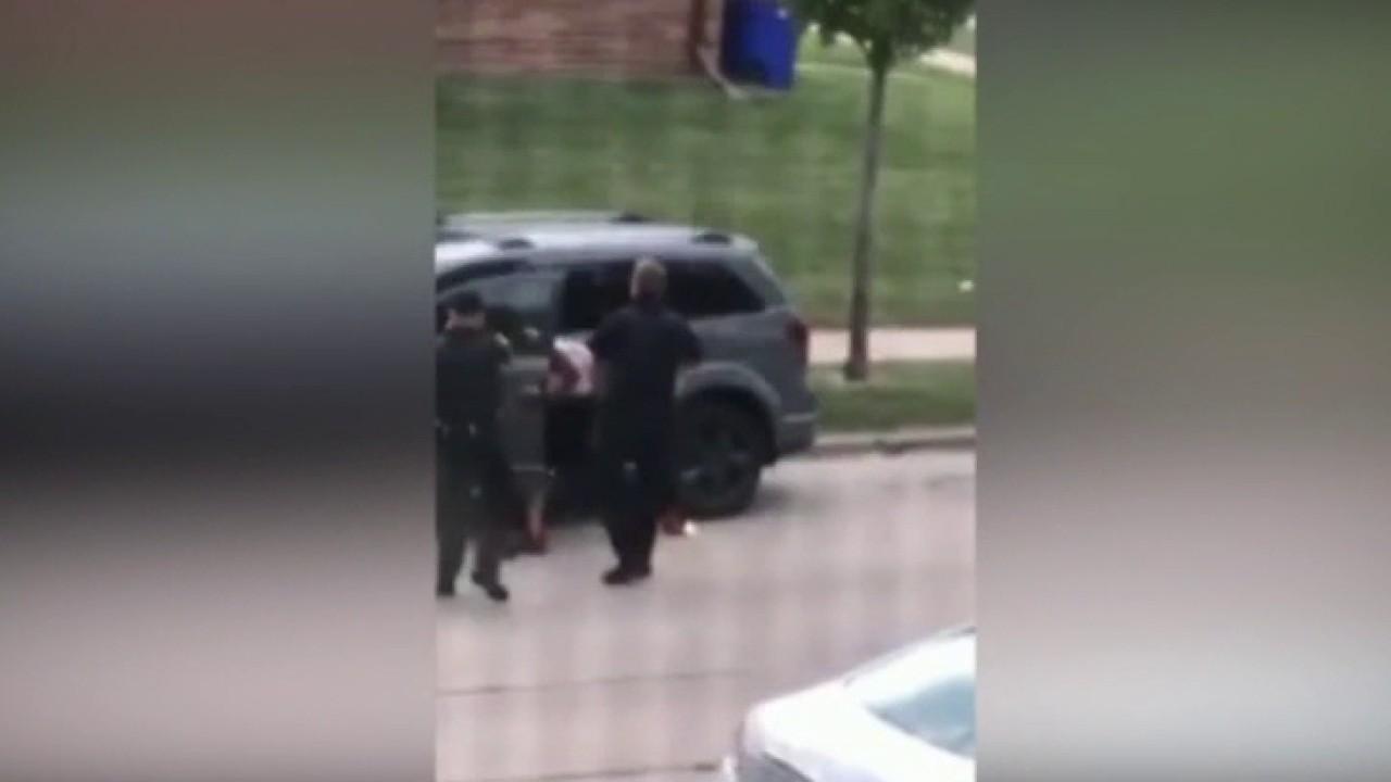 Wisconsin DOJ names officer who shot Jacob Blake