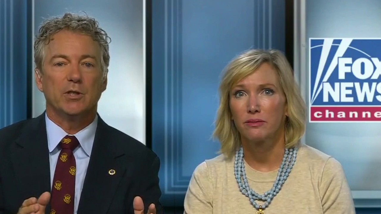 Rand Paul recounts 'terrifying' attack by angry mob: 'These thugs would have killed us'