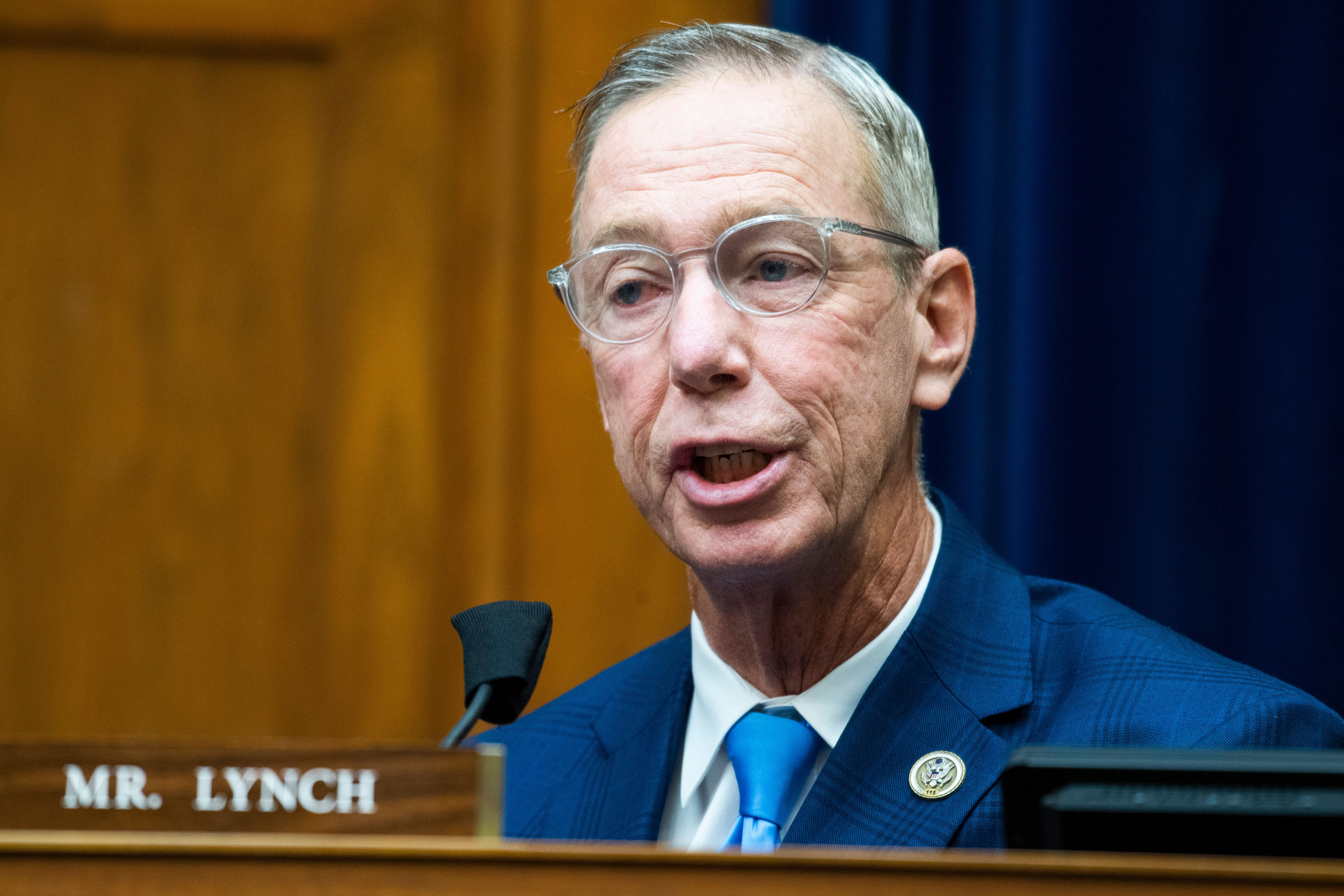 Rep. Stephen Lynch, a centrist with a low national profile, is not taking his primary challenger seriously. Hopeful progressi