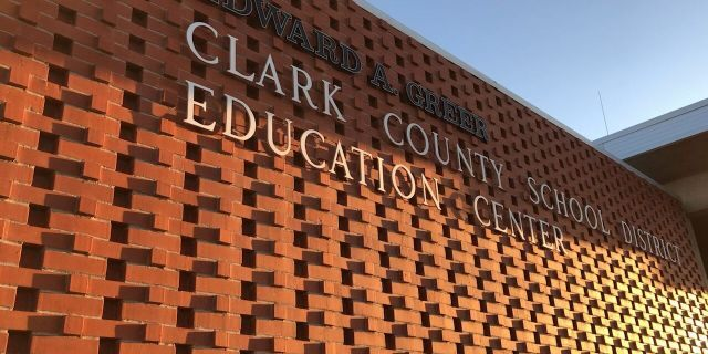 Clark County, Nevada's largest school district, opted for fully remote learning.