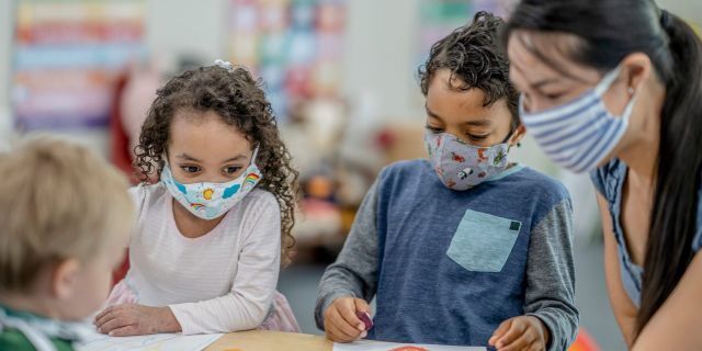 Child care providers are operating with pandemic-related costs that are meant to protect staff and children from coronavirus. (iStock)