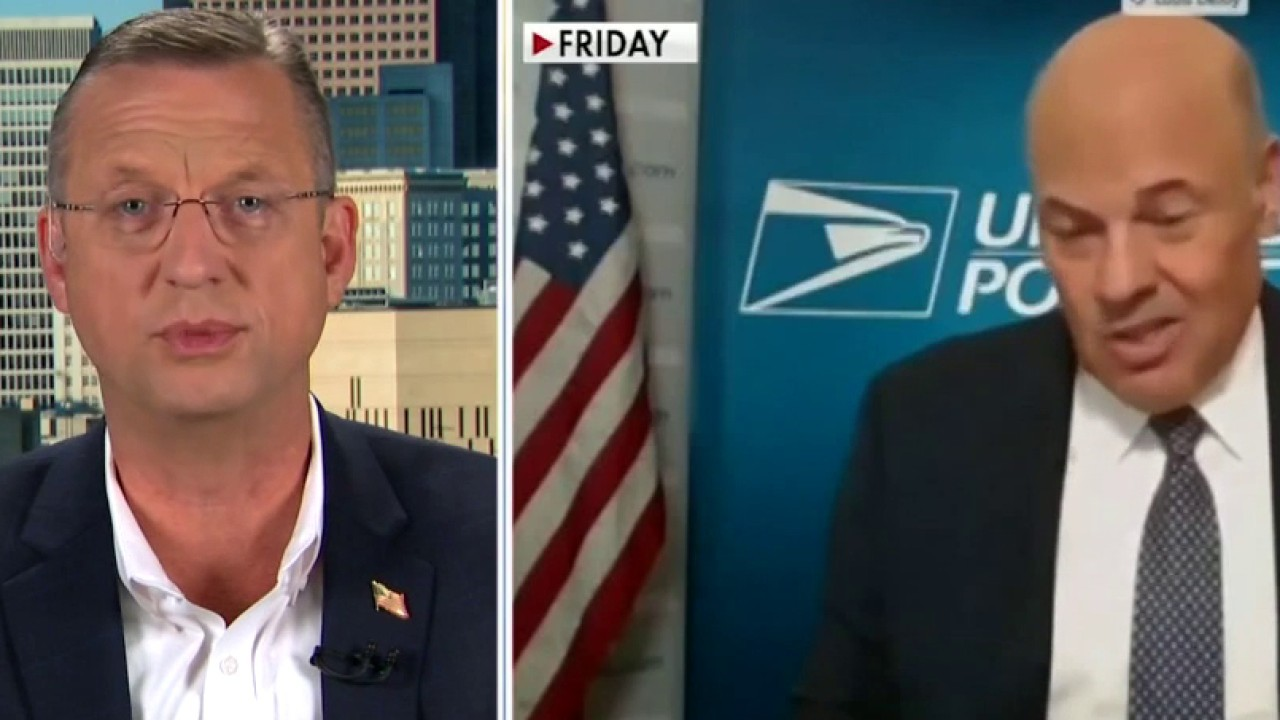 Rep Doug Collins on the House passing $25 billion USPS bailout bill