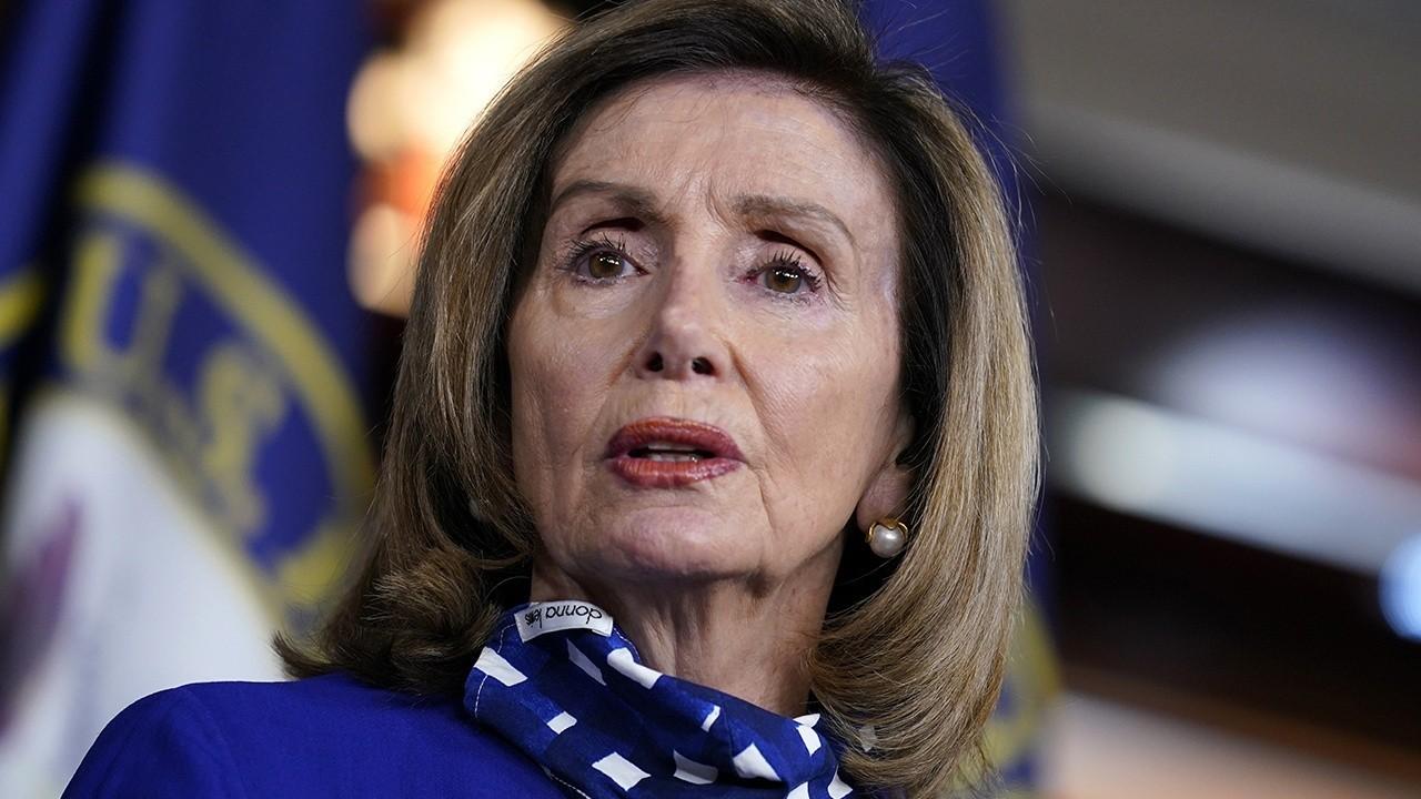 Nancy Pelosi visits San Francisco hair salon despite pandemic closure
