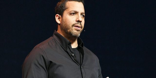 David Blaine pulled off his first major stunt since 2012.