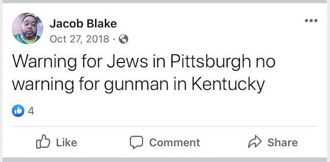 Jacob Blake Sr. Facebook (Screenshot / Facebook)