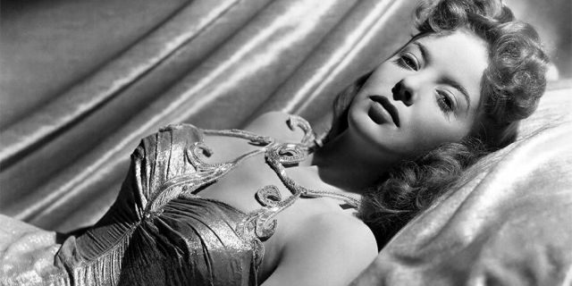 Actress Ida Lupino in a scene from the 1946 movie 'The Man I Love.'