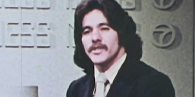 """Geraldo Rivera went from lawyer to reporter when Al Primo, the founder of """"Eyewitness News"""" discovered him while looking for diversity among his reporters."""