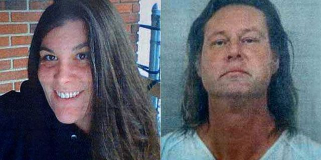 Rebecca Hoover, 38, and Judson Hoover, 50.