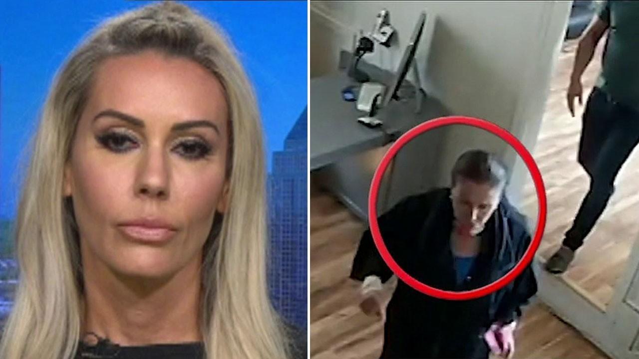 Hair salon owner denies 'setup' in Pelosi visit