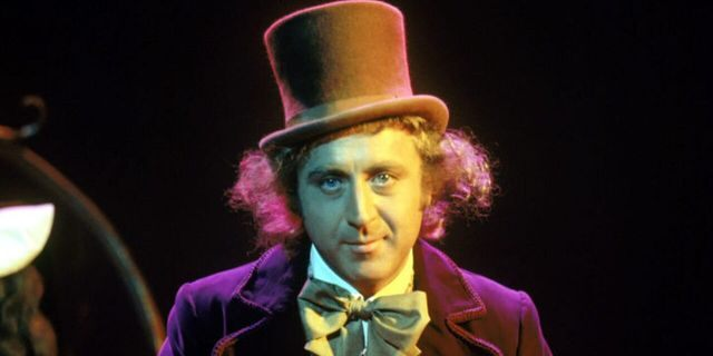 """Actor Gene Wilder as Willy Wonka from 1971's """"Willy Wonka & the Chocolate Factory."""" (Getty Images)"""