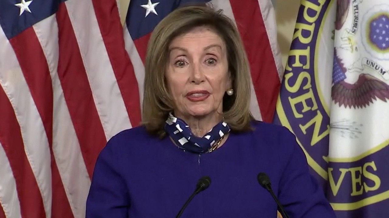Nancy Pelosi suggests Joe Biden should skip presidential debates
