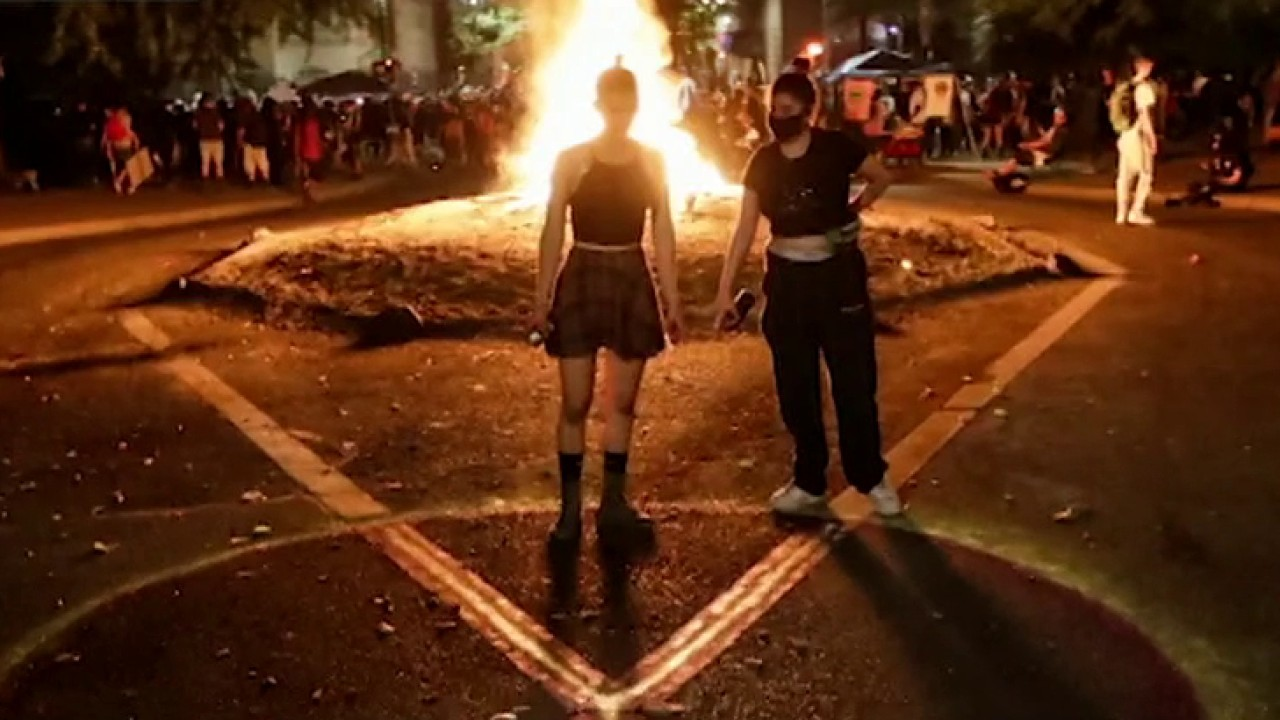 Portland marks 100 days of protests