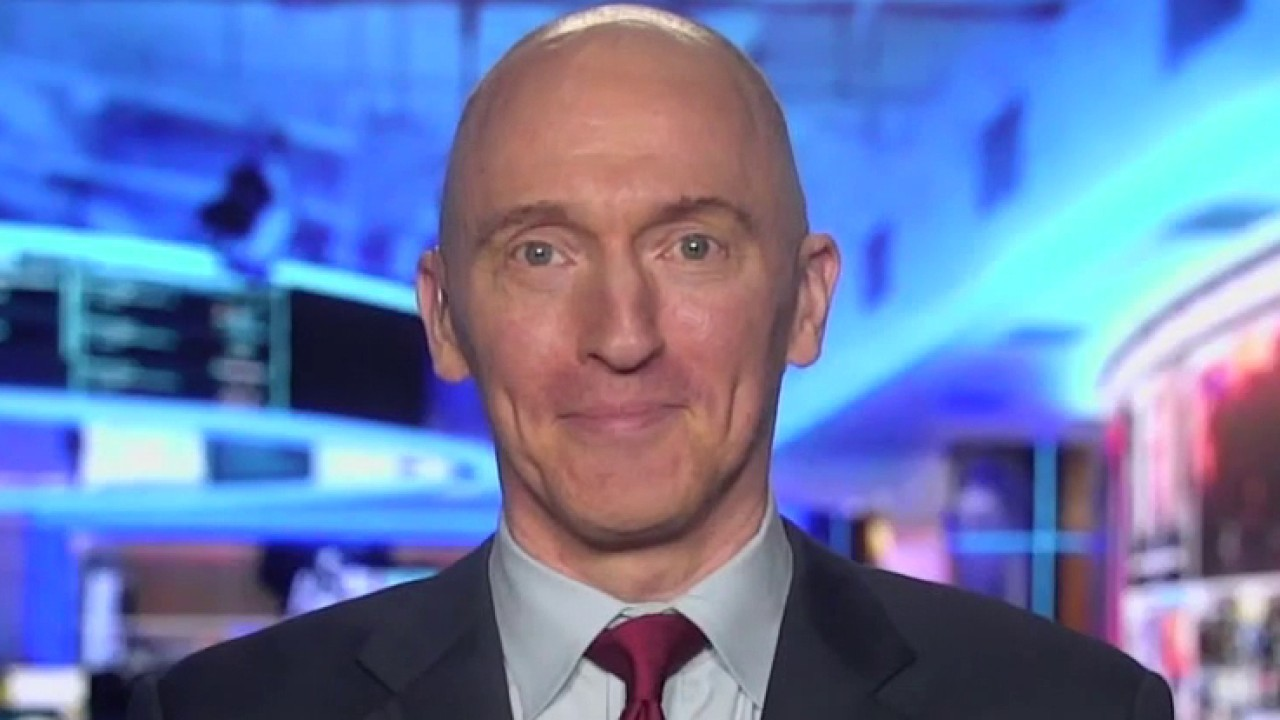 Carter Page reacts to Senate Intel Committee finding no collusion between Russia and Trump 2016 campaign