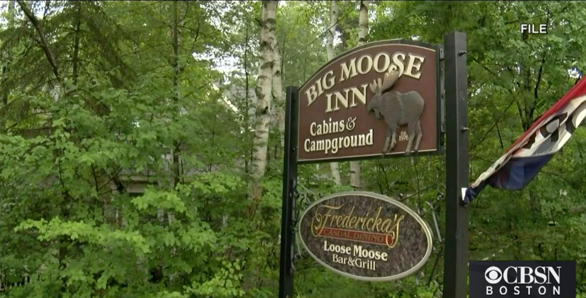 Health officials said they linked 147 cases of COVID-19, including three deaths, to a wedding reception at the Big Moose Inn