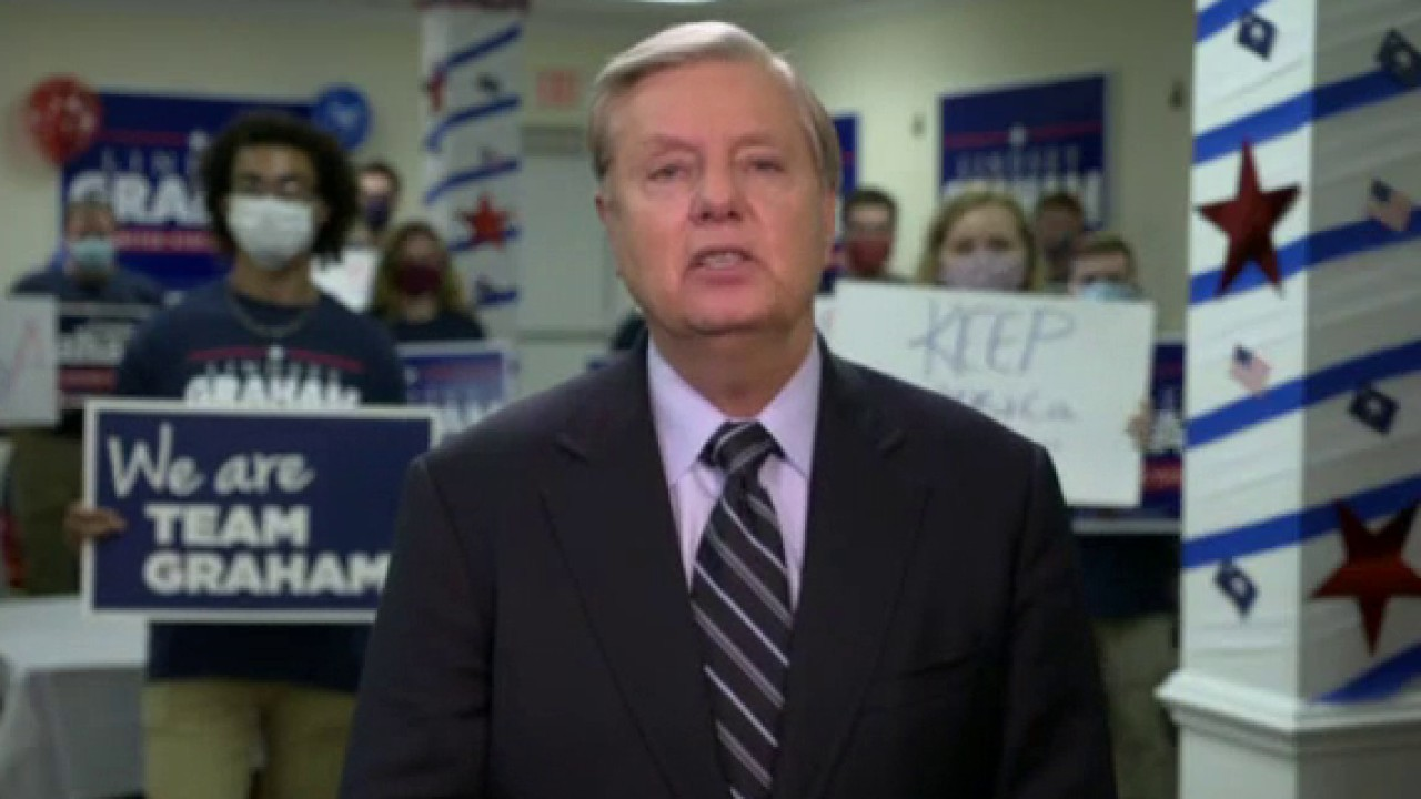 Lindsey Graham on Russia investigation: 'Durham is closing in, I'm closing in'