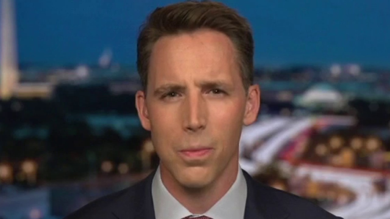 Sen. Josh Hawley on violence in America's cities: It's time the American people were protected