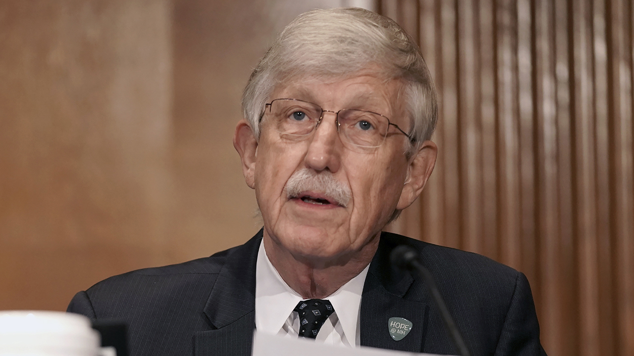 NIH Director Dr. Francis Collins delivers opening statement on vaccines