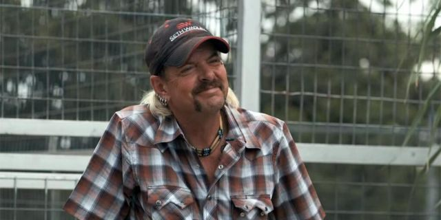 Joe Exotic is the main subject of Netflix's hit docuseries 'Tiger King,' which chronicles the rivalry between himself and Carole Baskin as he struggles to keep his zoo afloat.