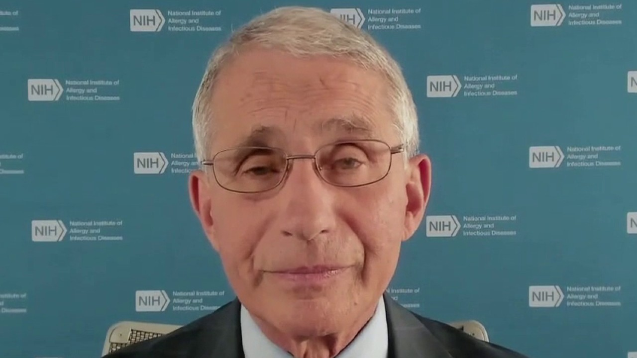 Dr. Fauci responds to audio of President Trump saying he wanted to downplay coronavirus