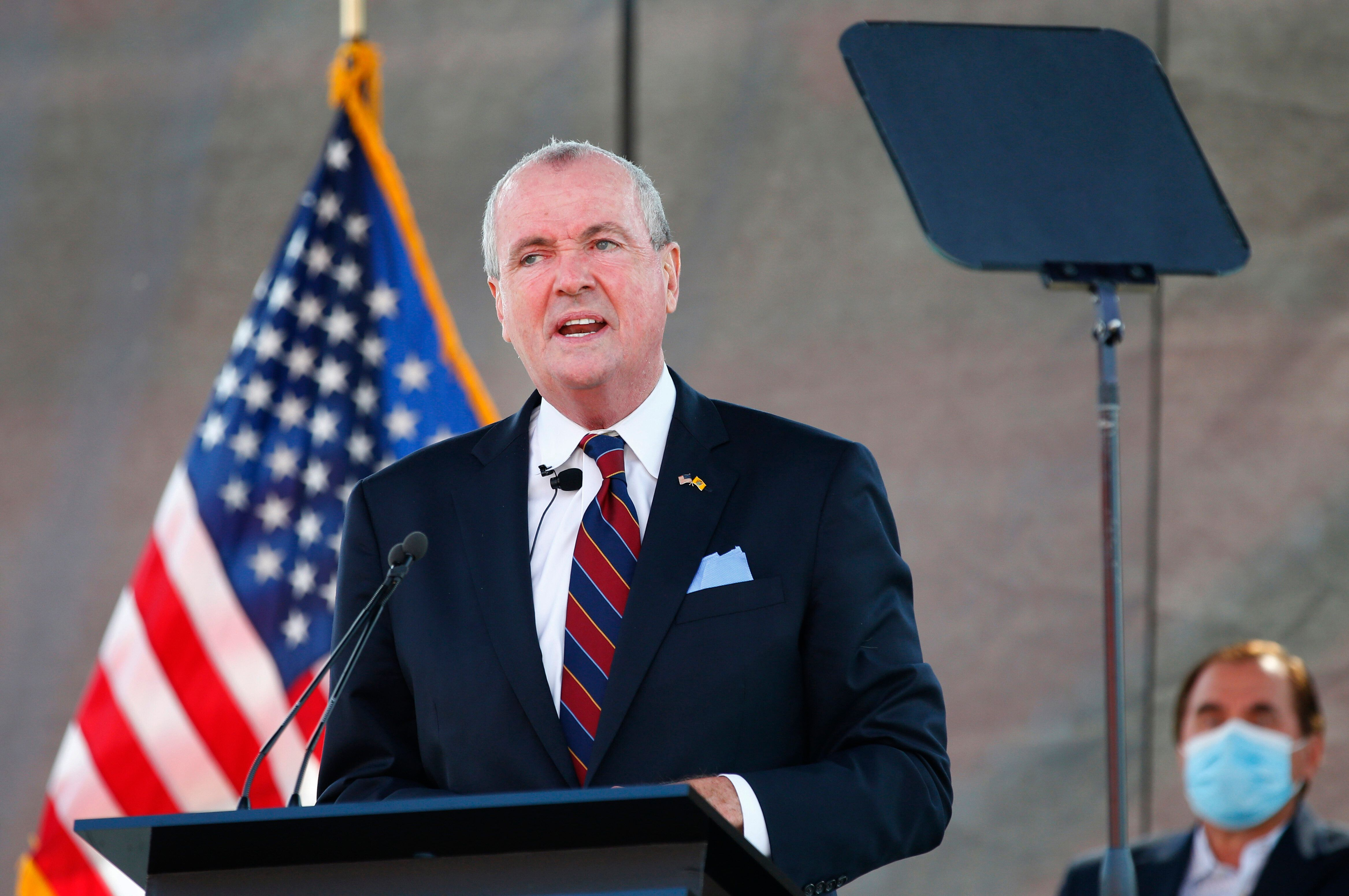 Gov. Phil Murphy signed the bill into law on Thursday following a conversation about race and social justice with singer and