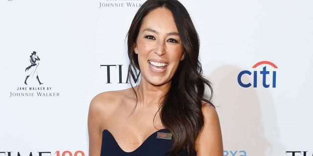 Joanna Gaines is pictured in 2019 at the TIME 100 Gala in New York City. (Photo by Larry Busacca/Getty Images for TIME)