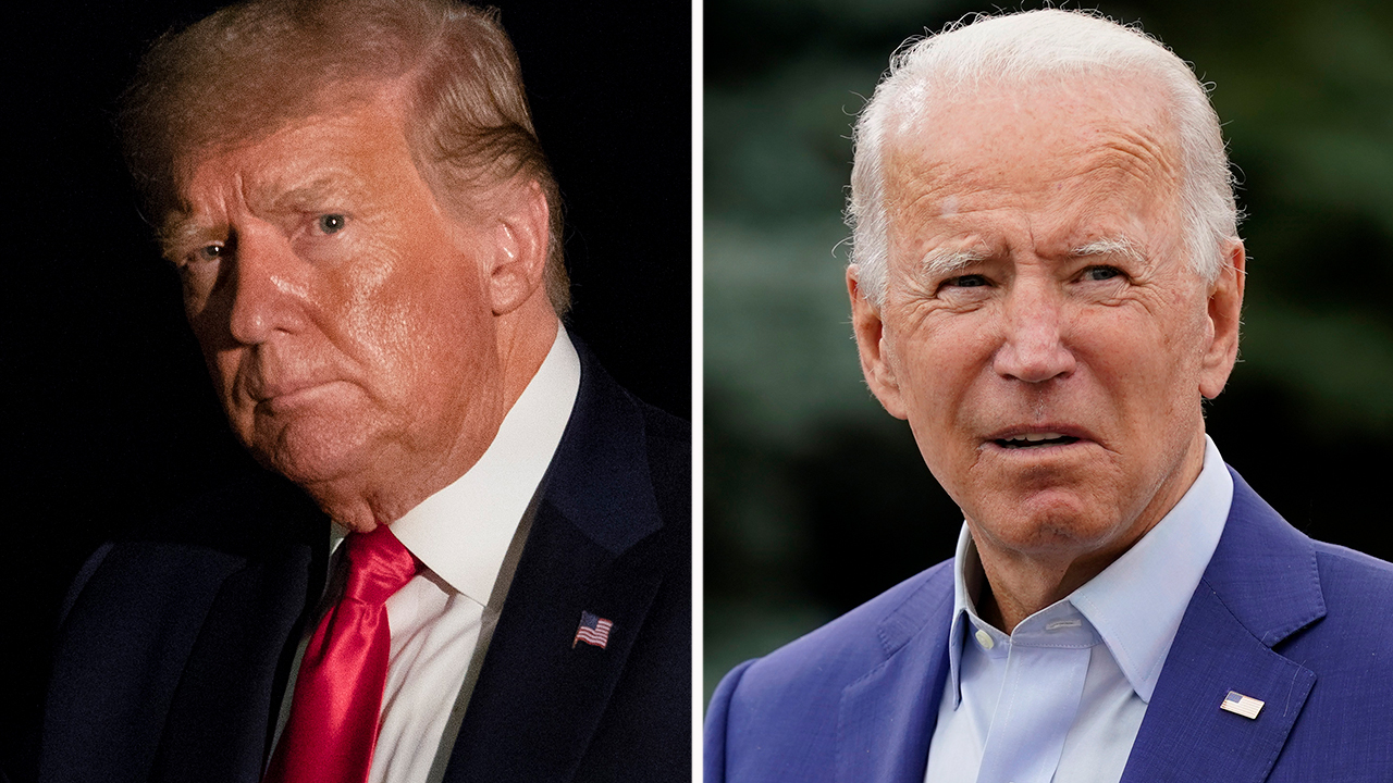 Trump vs. Biden: Whose message resonates with blue-collar workers?