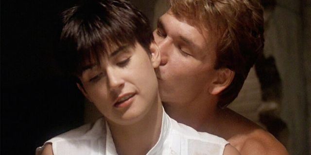 Demi Moore and Patrick Swayze starred in 'Ghost.'