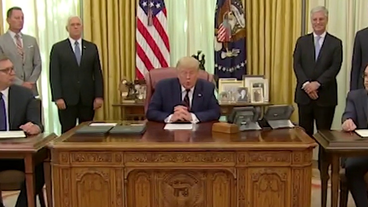 Trump nominated for Nobel Peace Prize again