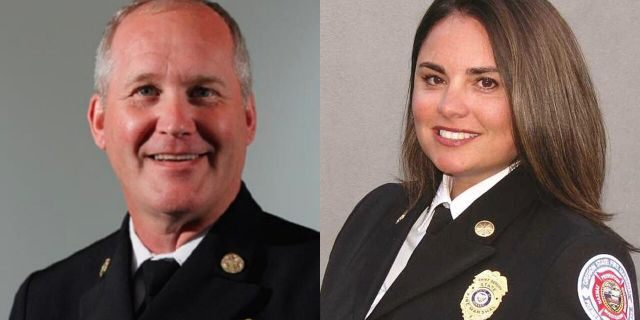 Oregon Fire Marshal Jim Walker resigned Saturday. Succeeding him isChief Deputy Mariana Ruiz-Temple. (Office of the State Fire Marshal/Oregon State Police)