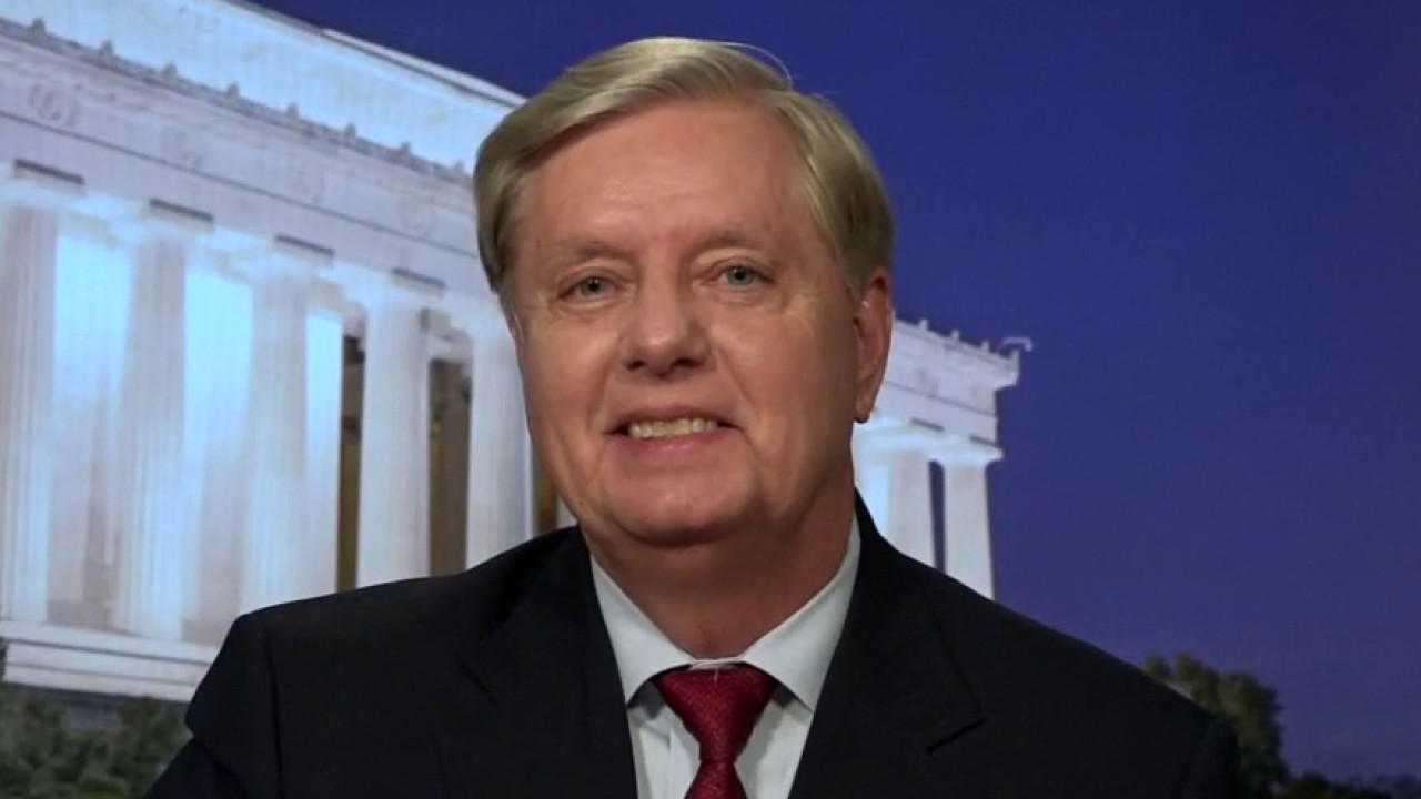 Lindsey Graham: Did Mueller's team obstruct justice by 'wiping' phones?