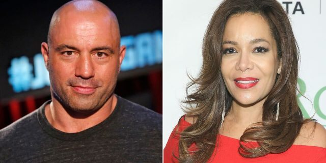 """Sunny Hostin slammed Joe Rogan as """"misogynistic, racist, homophobic"""" who is an """"inappropriate"""" choice to moderate a presidential debate."""