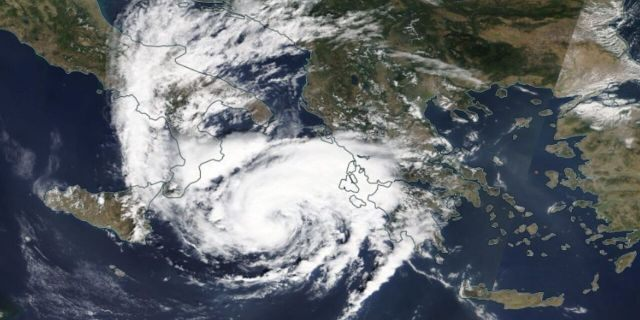 "A ""medicane"" will impact Greece by Friday, according to forecasters."