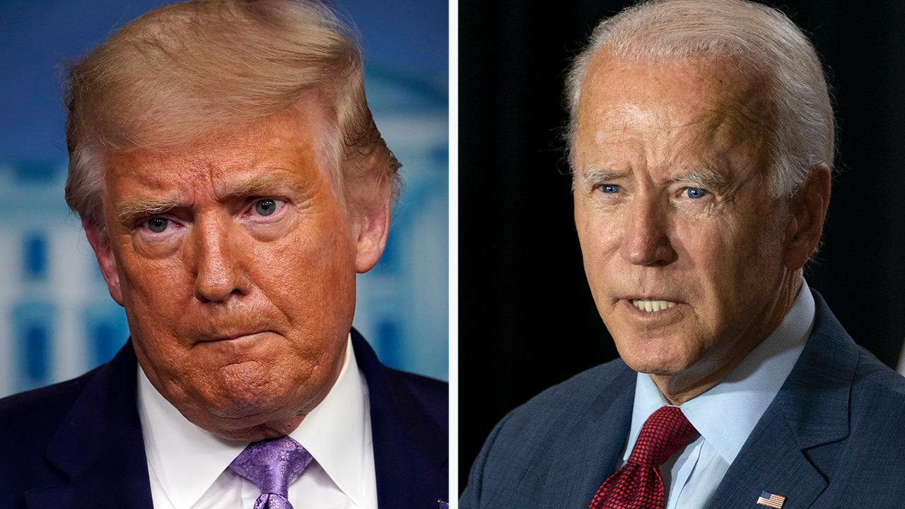 President Trump responds to Joe Biden's call for mask mandate