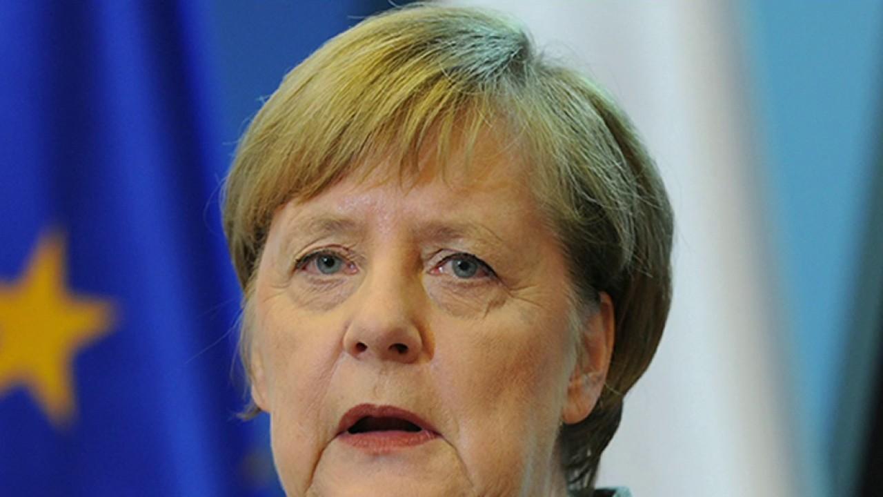 Germany's Angela Merkel in quarantine after doctor tests positive for coronavirus