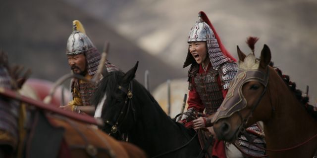 Disney's 'Mulan' is being criticized in China for portraying an inauthentic story.