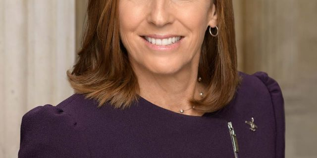 Sen. Martha McSally (R-Ariz.) said she wants to vote on Trump's Supreme Court nominee, but she may not be in office then if she loses Nov. 3.