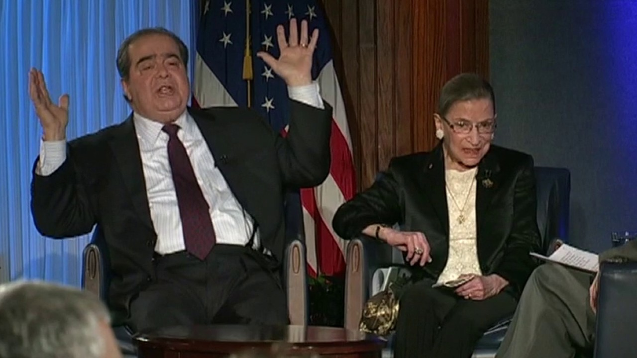 Ginsburg and Scalia: What made their 'surprising' friendship work