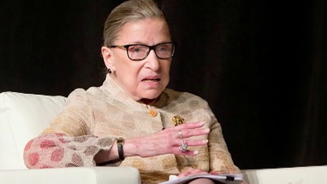 Media seize on Ginsburg vacancy