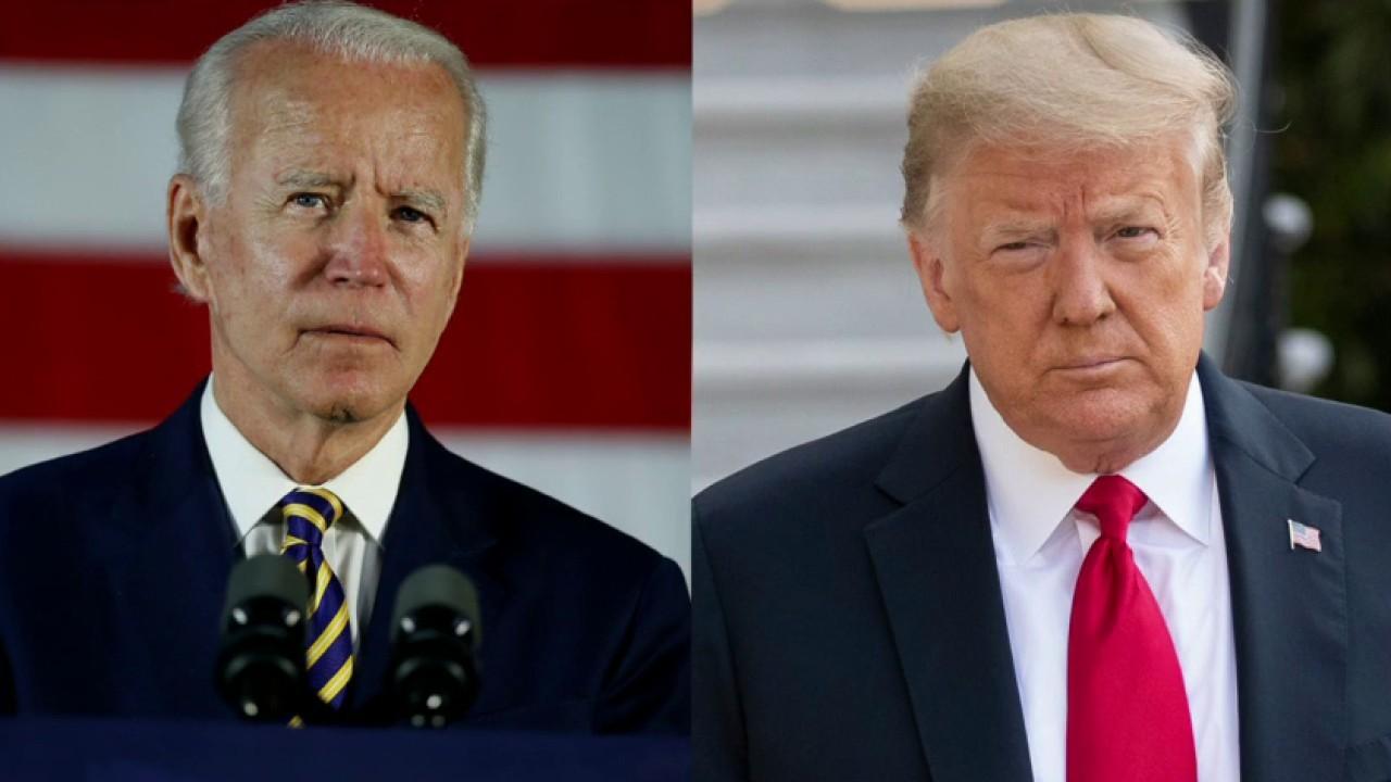 The differences between Trump, Biden campaign strategies