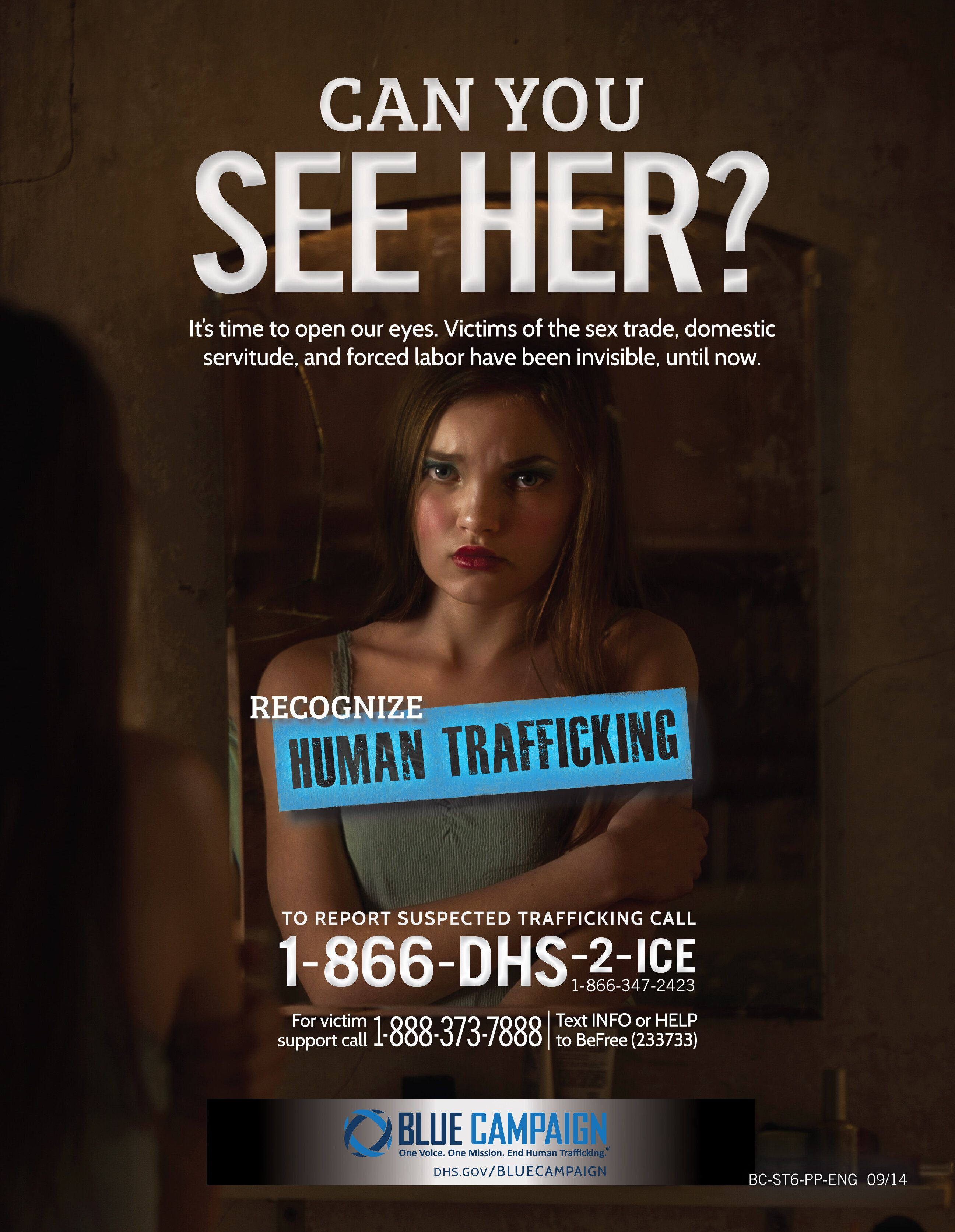 Awareness campaigns depict a version of trafficking that rarely happens in real life.