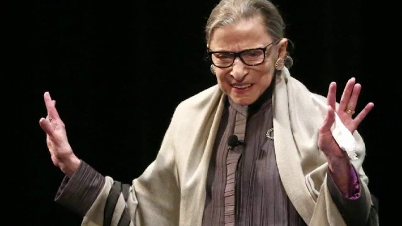 What is the legal legacy of Supreme Court Justice Ruth Bader Ginsburg?