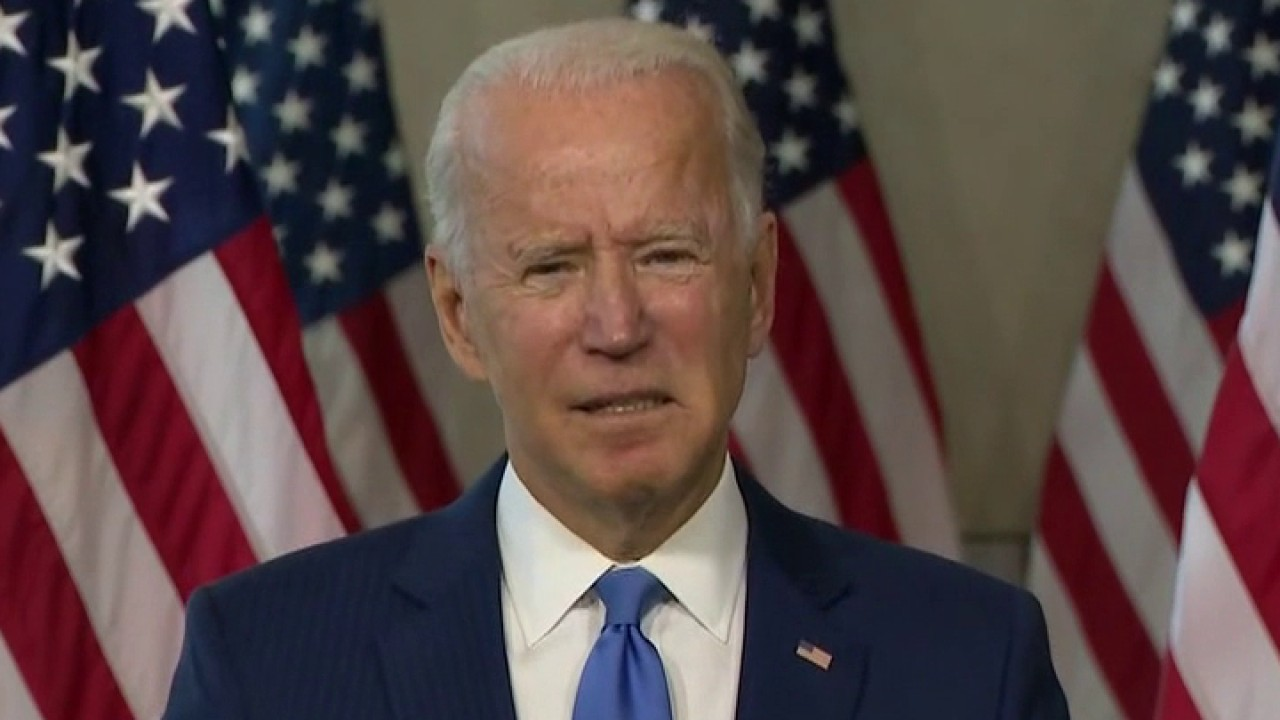Biden indicates he won't release list of nominees
