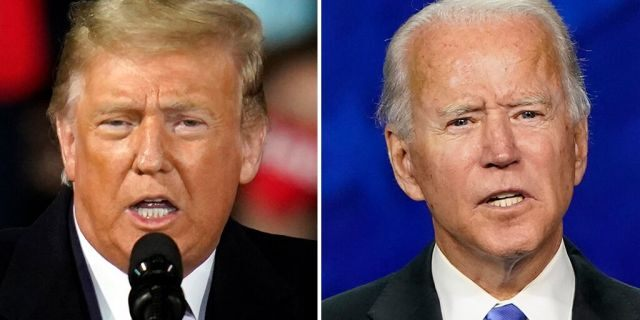 "Democratic presidential candidate Joe Biden and President Trump will face off in the first presidential debate Tuesday, Sept. 29, moderated by ""Fox News Sunday"" anchor Chris Wallace."