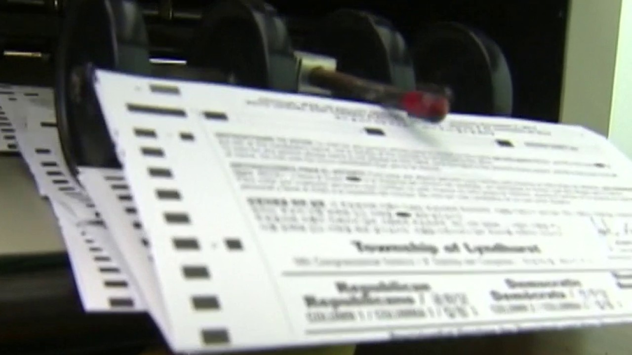 Eric Shawn: Fixing voters' mistakes in mail-in ballots