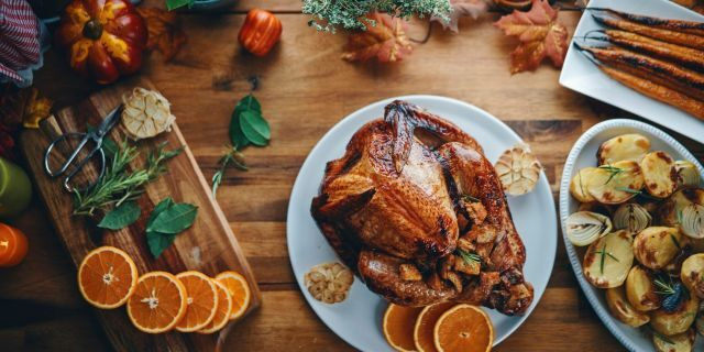 The Centers for Disease Control and Prevention (CDC) on its website listed low-risk, moderate-risk, and high-risk activities around Turkey Day, recommending families and friends to keep gatherings for the traditional holiday small in an effort to minimize the risk of COVID-19.