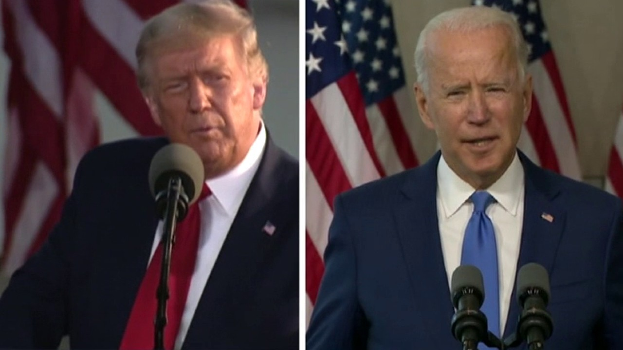 Trump, Biden prepare for Tuesday's debate