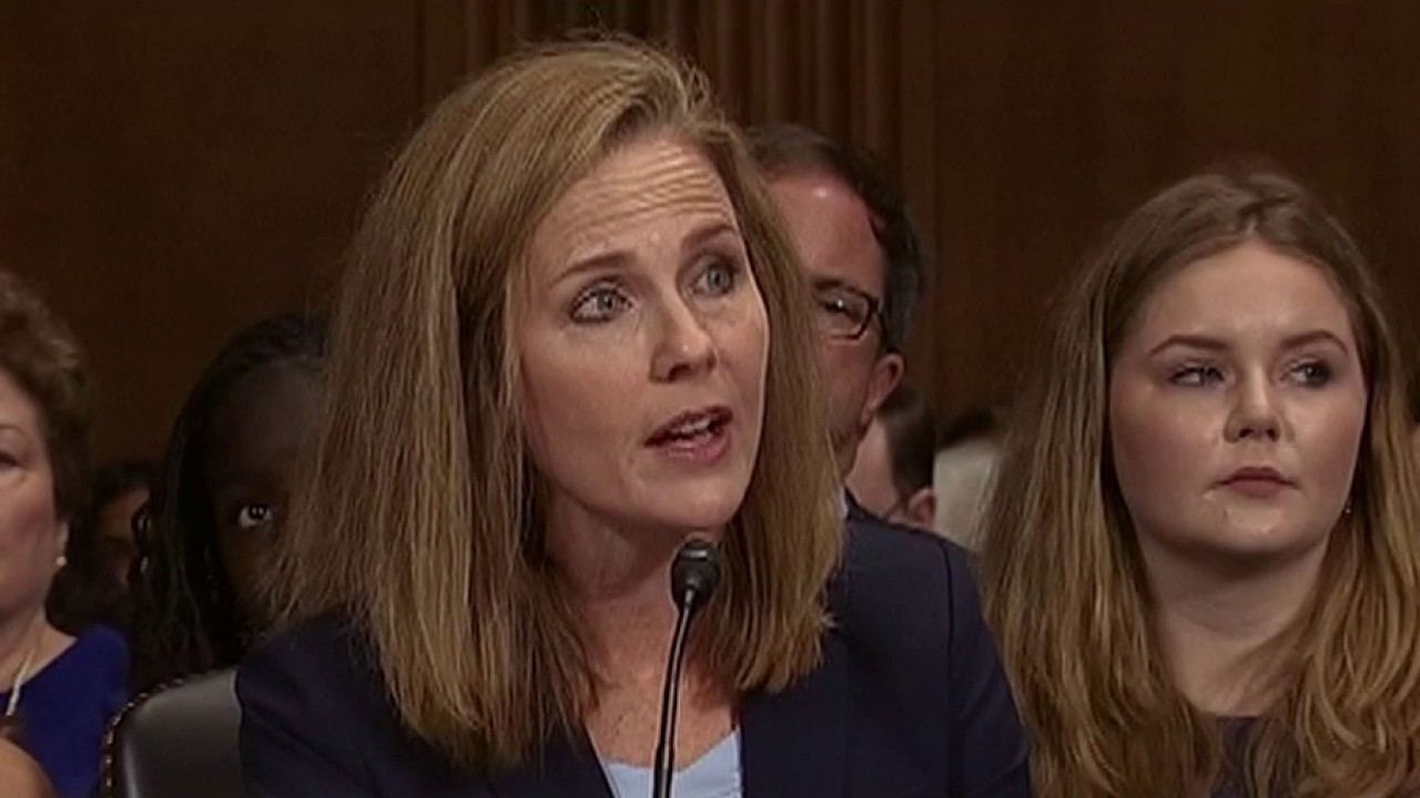 Judge Amy Coney Barrett considered likely choice for Supreme Cout: source