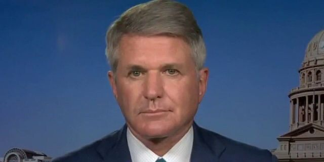 Rep. Michael McCaul, R-Texas, chairs the China Task Force