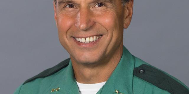 Multnomah County, Ore., Sheriff Mike Reese. (Oregon State Sheriff's Association)